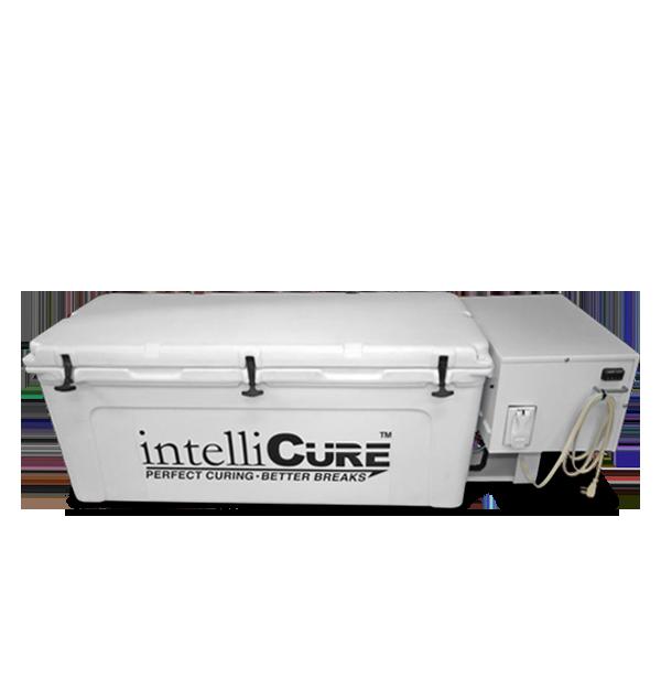 intelliCure Standard Curing Box